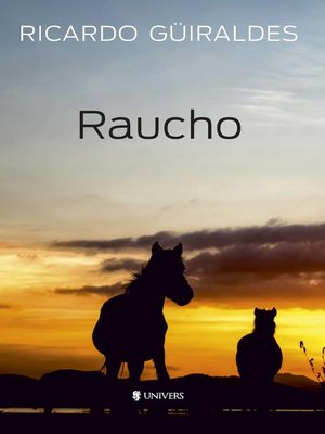 cover image of Raucho