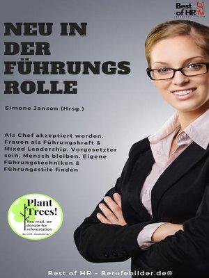 cover image of Neu in der Führungsrolle