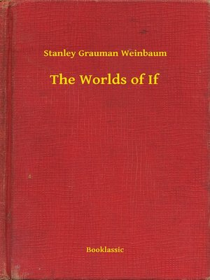 cover image of The Worlds of If