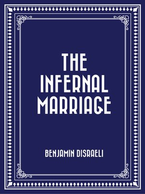 cover image of The Infernal Marriage