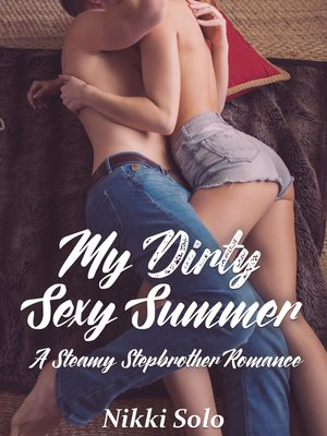 cover image of My Dirty Sexy Summer