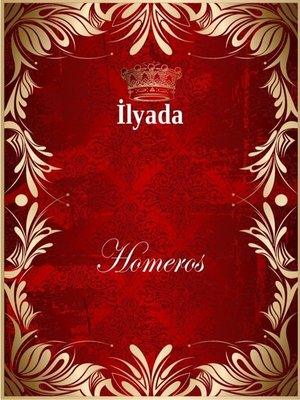 cover image of İlyada
