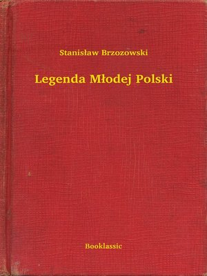 cover image of Legenda Młodej Polski