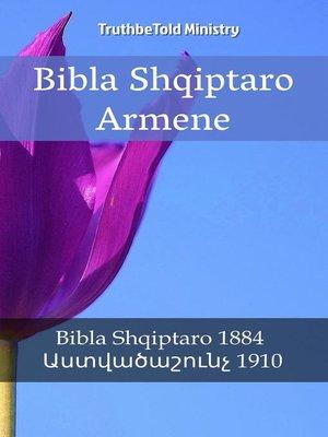 cover image of Bibla Shqiptaro Armene