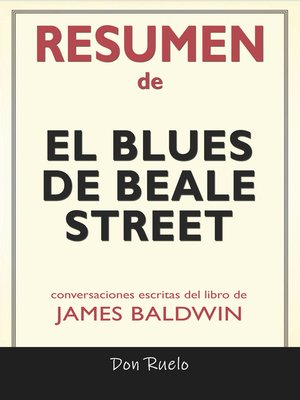 cover image of Resumen de El blues de Beale Street de James Baldwin
