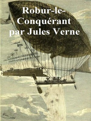 cover image of Robur-le-Conquerant