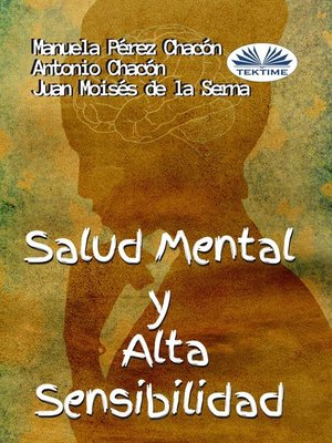 cover image of Salud Mental Y Alta Sensibilidad
