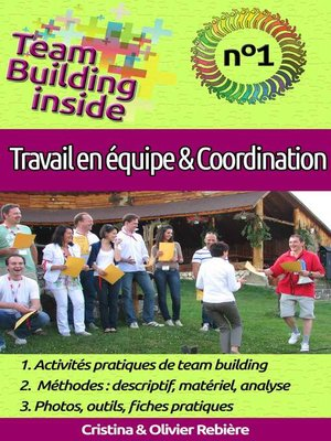 cover image of Team Building inside n°1 - travail d'équipe & coordination