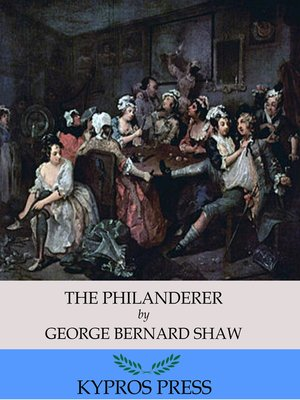 cover image of The Philanderer