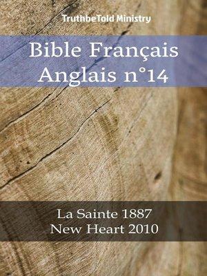 cover image of Bible Français Anglais n°14
