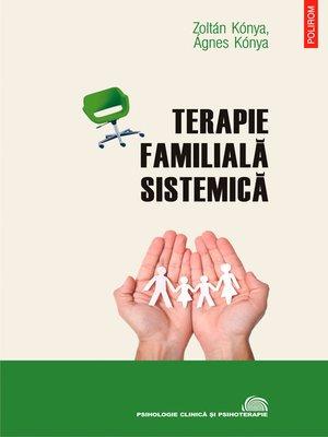cover image of Terapie familială sistemică