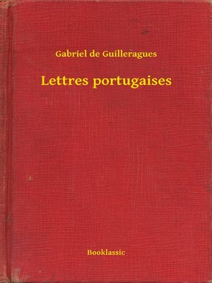 cover image of Lettres portugaises