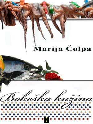 cover image of BOKESKA KUZINA