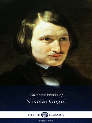 cover image of Delphi Complete Works of Nikolai Gogol