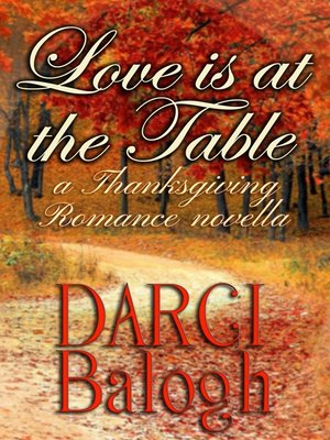 cover image of Love is at the Table