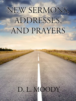 cover image of New Sermons, Addresses, and Prayers