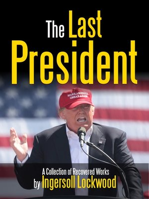 cover image of The Last President