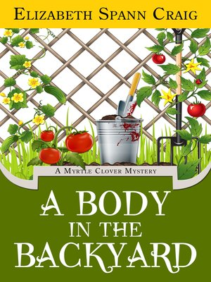 cover image of A Body in the Backyard