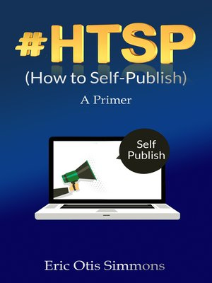 cover image of #HTSP - How to Self-Publish