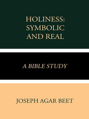 cover image of Holiness: Symbolic and Real