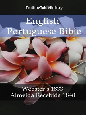 cover image of English Portuguese Bible
