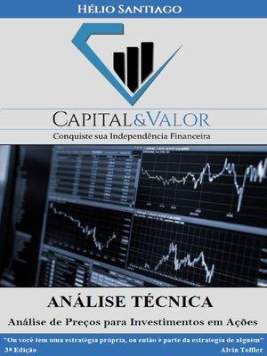cover image of Análise Técnica para Investir em Ações
