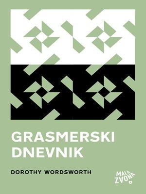 cover image of Grasmerski dnevnik