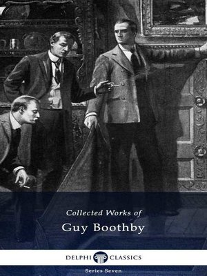 cover image of Delphi Collected Works of Guy Boothby