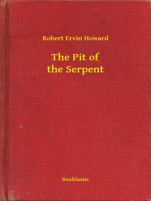 cover image of The Pit of the Serpent