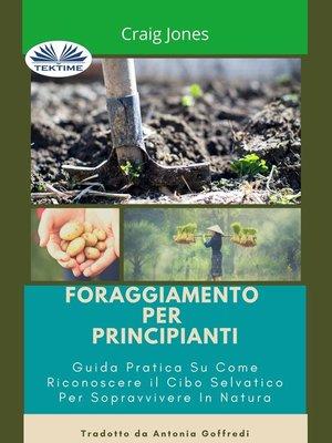 cover image of Foraggiamento Per Principianti