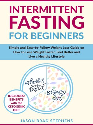cover image of Intermittent Fasting for Beginners