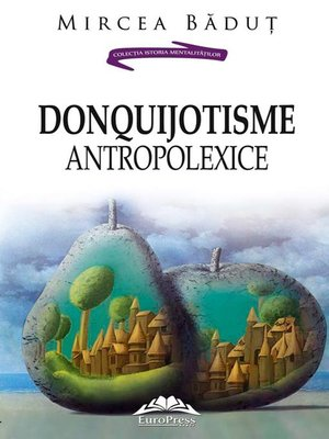 cover image of DonQuijotisme AntropoLexice