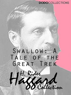 cover image of Swallow: A Tale of the Great Trek