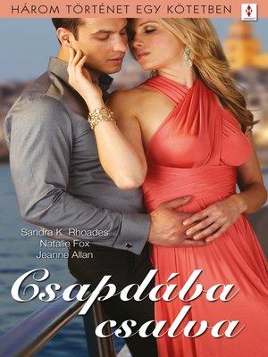 cover image of Csapdába csalva