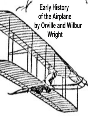 cover image of Early History of the Airplane
