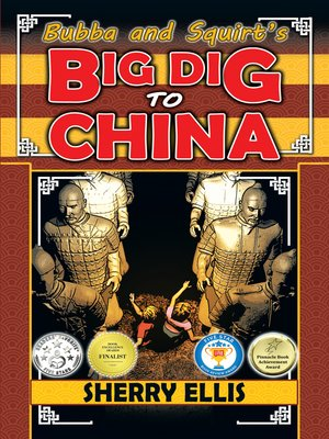 cover image of Bubba and Squirt's Big Dig to China