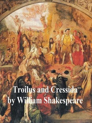 cover image of Troilus and Cressida, with line numbers