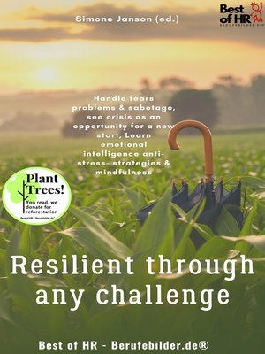 cover image of Resilient through any Challenge