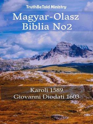cover image of Magyar-Olasz Biblia No2