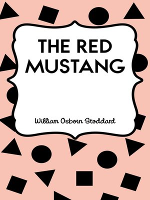 cover image of The Red Mustang