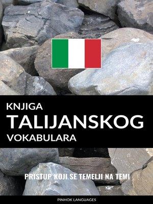 cover image of Knjiga talijanskog vokabulara