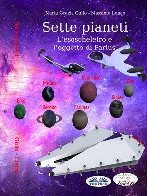 cover image of Sette Pianeti