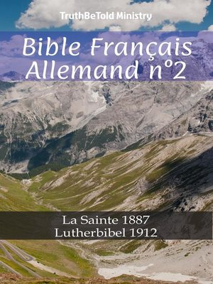 cover image of Bible Français Allemand n°2