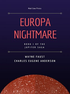 cover image of Europa Nightmare