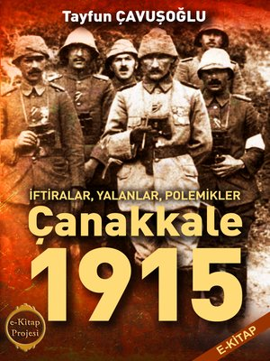 cover image of Çanakkale -1915
