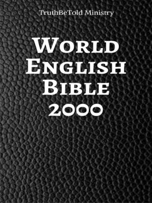 cover image of World English Bible 2000