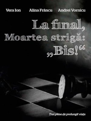 cover image of La final, Moartea strigă