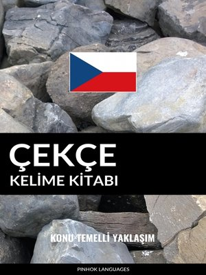 cover image of Çekçe Kelime Kitabı