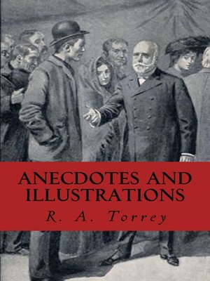 cover image of Anecdotes and Illustrations