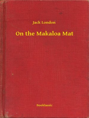 cover image of On the Makaloa Mat